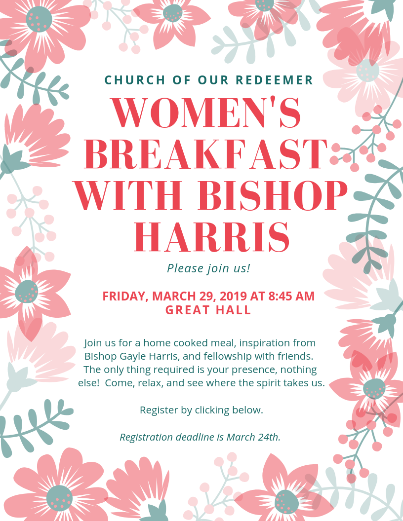 News & Events – Church of Our Redeemer