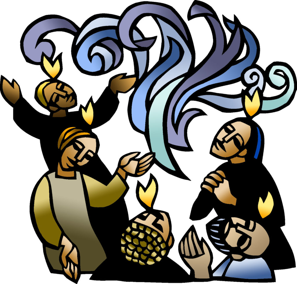 The Feast of Pentecost – Church of Our Redeemer
